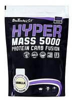 BioTech Hyper Mass 5000 1000g. Гейнер