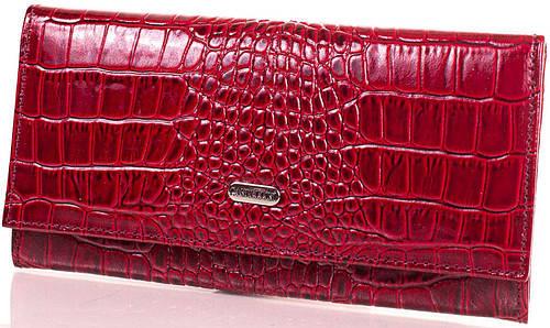 Роскошный женский кожаный кошелек CANPELLINI (КАНПЕЛЛИНИ), SHI2035-1KRLak