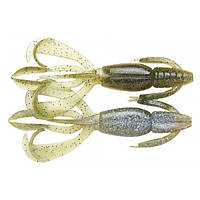 "Crazy Flapper 2.8"" 464 Electric Green Craw силикон Keitech"