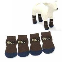 Носки для  маленьких собак  M /до 4кг
