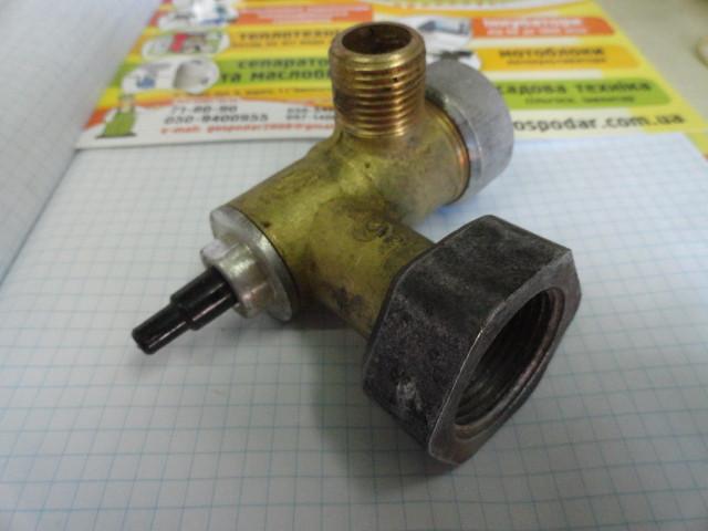 Клапан электромагнитный к ВПГ