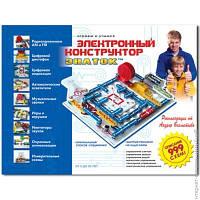 Конструктор Детский Знаток Электронный конструктор, 999 схем (REW-K001)