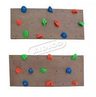 Траверсная стена «Шаги» для дома KIDIGO
