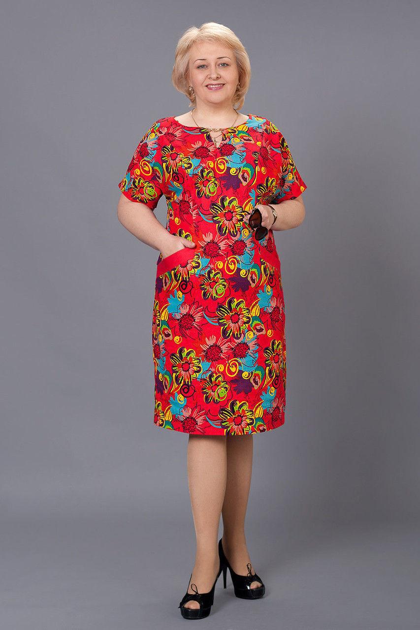 платья с натуральным мехом