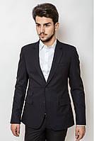 Модный молодежный пиджак Классика