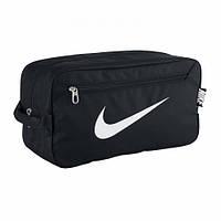 Сумка спортивная для обуви  Nike Brasilia 6 Shoe Bag  BA4830-001