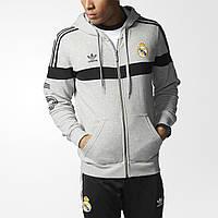 Джемпер с капюшоном adidas Real Madrid Hooded Track Jacket AX6888