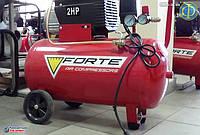 Forte FL 50 поршневой компрессор (200 л/мин., ресивер 50 л), фото 1