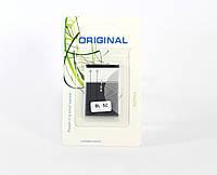 Аккумуляторная батарея Nokia Original BL-5C блистер BATTERY оригинал
