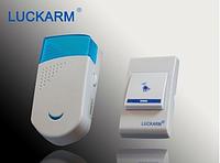 Беспроводной дверной звонок Luckarm Intelligent 8603 звонок с выбором мелодии