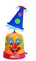 Большой фонтан Клоун