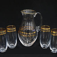 Набор стаканов для воды Bohemia Club b1E634-43081