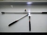 Телескопічний ліхтарик з магнітом, телескопический фонарь
