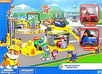Детский гараж-парковка (XZ 335) Щенячий патруль