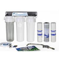 Aquafilter FP3-2 трехступенчатая система очистки воды