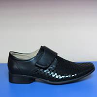 Туфли для мальчика Шалунишка 38р