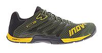 F-Lite 235 Dark Green/Yellow мужские кроссовки для фитнеса и кроссфита