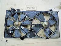 Диффузор с вентилятором охлаждения радиатора для Mazda 6, АКПП, 2.0i, 2004 г.в. L32915025C