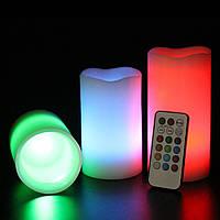 Свечи электронные Luma Candles Color