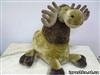 Мягкая игрушка Лось сидячий, 80см, МК69304