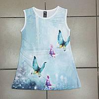 Платье Лето для девочек Размер 8-9 лет