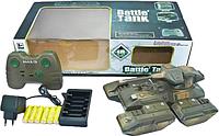 Детский танк на радиоуправлении, акуммуляторный, 3829