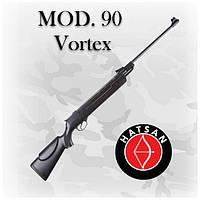 Hatsan Vortex 90, описание, характеристики пневматической винтовки с газовой пружиной