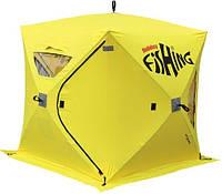 Палатка рыболовная зимняя Holiday Fishing HOT CUBE2  (H-10551)
