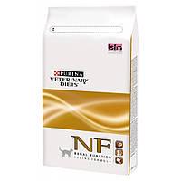 Purina (Пурина) Veterinary Diets NF Renal Feline Лечебный сухой корм для кошек с заболеваниями почек 350 гр