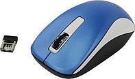 Мышь беспроводная Genius NX-7010 синяя USB (31030114110)
