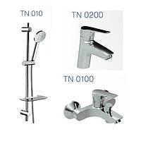 Набор для ванной комнаты 3 в1 Koller Pool (TN010, TN0200, TN0100)