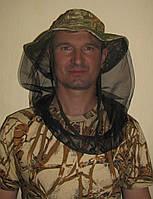"""Шляпа с москитной сеткой (расцветка """"кленовый лес"""")"""