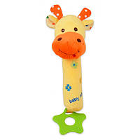 Плюшевая игрушка Baby Mix STK-14595G Жирафка