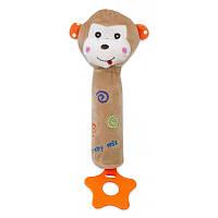Плюшевая игрушка Baby Mix STK-14595M Мартышка