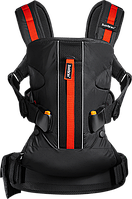 Рюкзак-кенгуру BabyBjorn Carrier One Outdoors black