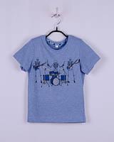 """Детская футболка для мальчика с принтом """"УДАРНЫЕ"""""""