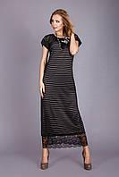 Гламурное легкое женское платье