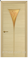 Двери межкомнатные Рюмка 2 с фотопечатью  Омис
