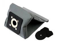 Комплект для пылесоса ROTEX RVB01-P: 1 тканевый мешок 2 л + 2 фильтра
