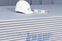 Гипсокартон стеновой Кнауф 2500х1200х12,5 мм