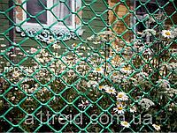 Заборная решетка 3-35 сетка для забора 1,2*25