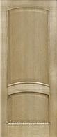 Глухие двери из натурального шпона Капри
