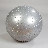Мяч массажный для фитнеса 75 см Фитбол