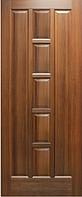Межкомнатные двери ламинированные ПВХ Квадрат  ПГ