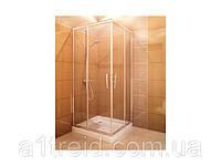 Душевая кабина квадратная PXS2L/800 Brillant/Transparent
