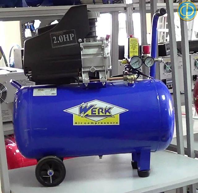 Поршневой компрессор Werk BM 50 фото 1