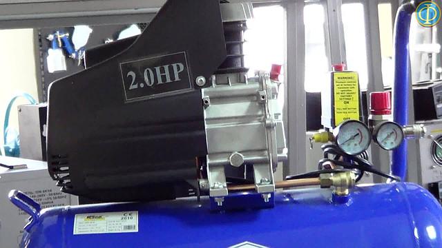 Поршневой компрессор Werk BM 50 фото 2