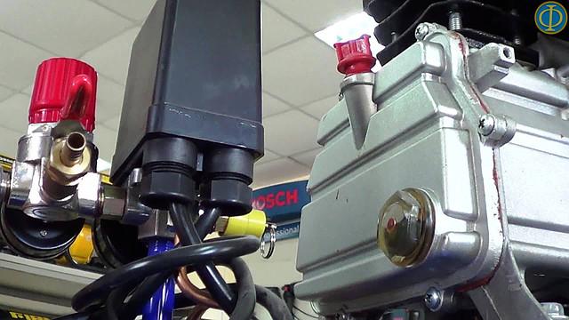 Поршневой компрессор Werk BM 50 фото 9