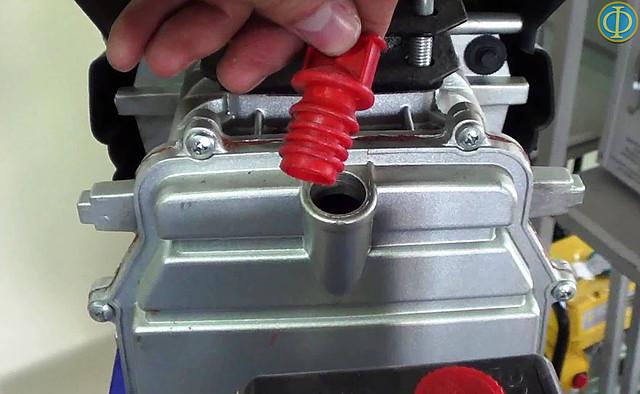 Поршневой компрессор Werk BM 50 фото 11