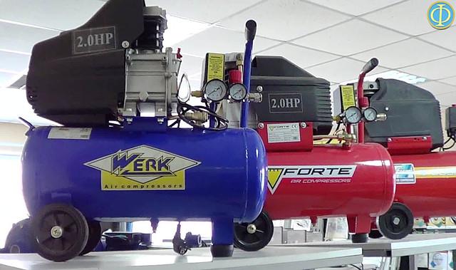 Поршневой компрессор Werk BM 50 фото 13